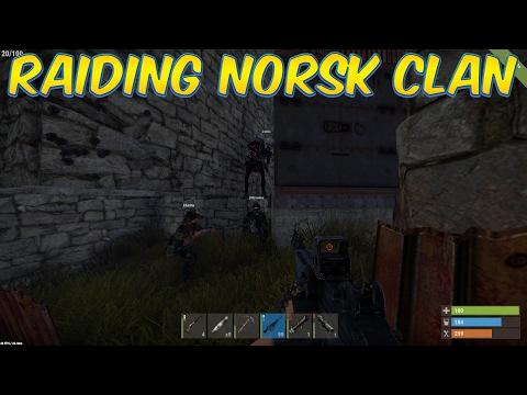 RUST: NORSK CLAN RAID