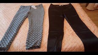 Примерка брюк от Юдашкина и заказ по 4 каталогу Фаберлик 2017