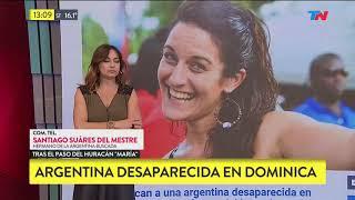 Argentina Desaparecida En Dominica Tras El Huracán