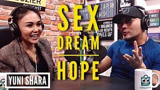 YUNI SHARA, NGOBROLIN TTG MILF.. SEX LIFE, DREAMS AND HOPE