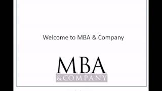 Daniel Callaghan (MBA & Company)