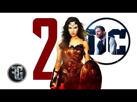 Wonder Woman 2 Release Date! Zack Snyder Involved!