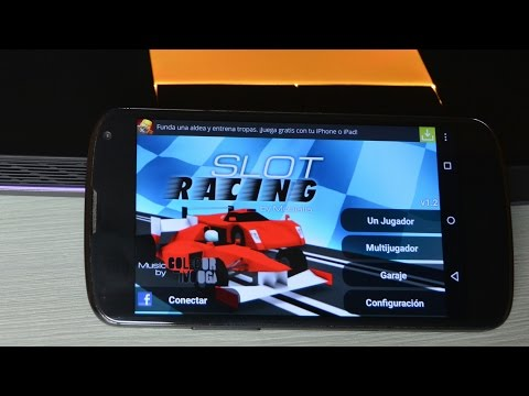 Slot Racing // Scalextric para Android