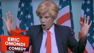 ERIC OMONDI HOW TO BE DONALD TRUMP