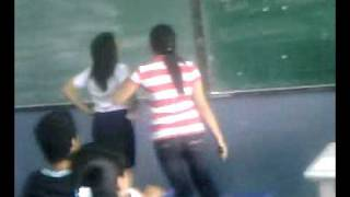 BSIT - D11 TAGUIG CITY UNIVERSITY PUNISHMENT (KAREN AND KRIZETTE)