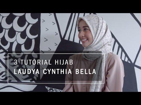 LIKE and SHARE VIDEO ▷▷ Hijab Tutorial Paris Segi Empat Modern dan Simple Ala Laudya Cynthia Bella l Trend Hijab 2018....