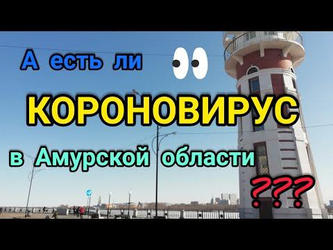 Коронавирус\Амурская область\Благовещенск