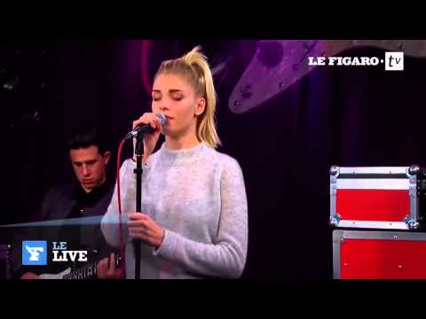 """London Grammar : """" Wicked Game"""" (Le Figaro Live, 2013)"""