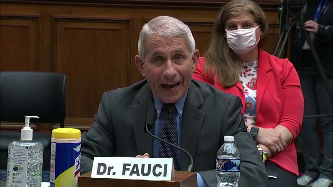 Dr. Fauci hopeful for COVID-19 vaccine by late 2020, early 2021