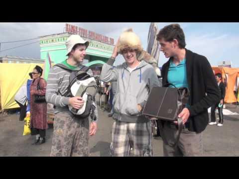 Ulaanbaatar - Black Market