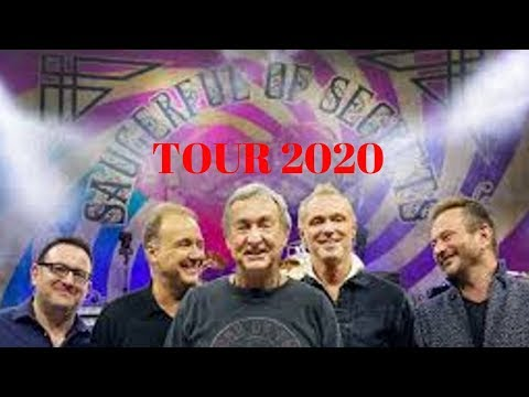 NICK MASON Announces 2020 Tour - PINK FLOYD News