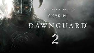 Skyrim - Dawnguard. 2 серия (Дочь лорда вампиров)