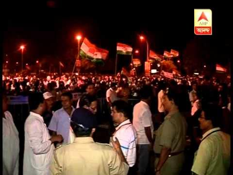 Pranab arrives in Kolkata