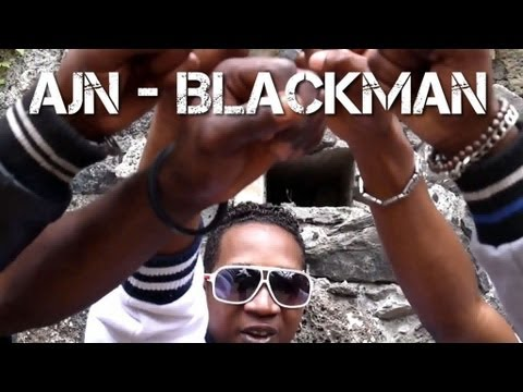 AJN - Blackman - Clip Officiel - 974Muzik