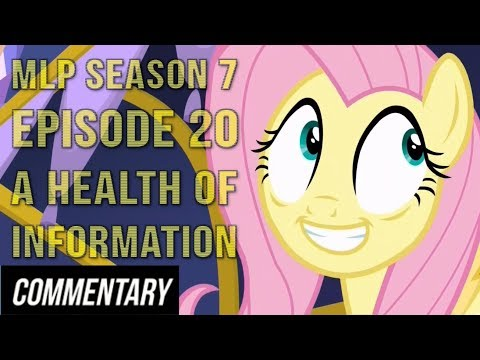 "[Blind Commentary] My Little Pony: FiM Season 7 Episode 20 - ""A Health of Information"""