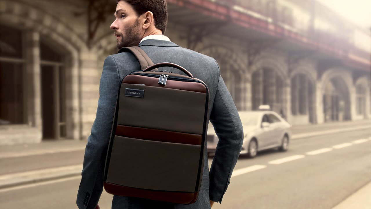 Samsonite Business Introduces Cityscape Class Youtube