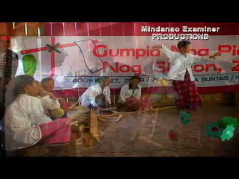 Mindanao Examiner Special: Subanon Reunification Ritual August 27 2009 Part 1