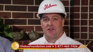 Basement Waterproofing - Olshan Foundation Repair
