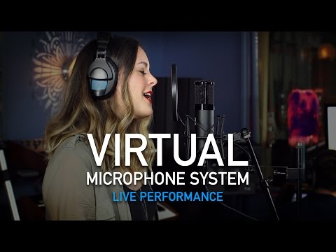 Virtual Microphone System Live Performance Featuring Scavenger Hunt