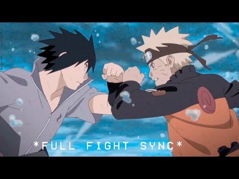 Naruto Uzumaki vs Sasuke Uchiha *very rare amv*