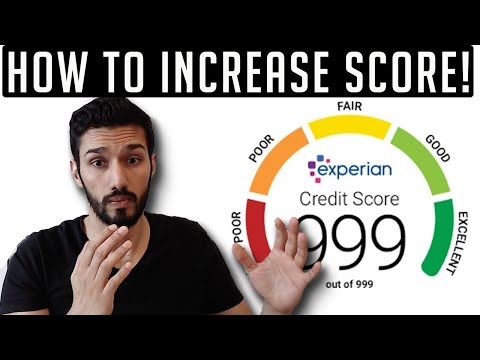 HOW TO IMPROVE CREDIT SCORE UK – Get A Perfect Credit Score Fast For GOOD/BAD Credit!