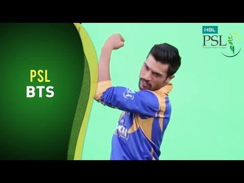 Making of HBL Pakistan Super League 2017 TVC