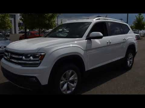 New 2019 Volkswagen Atlas Capitol Heights, MD #VKC612583