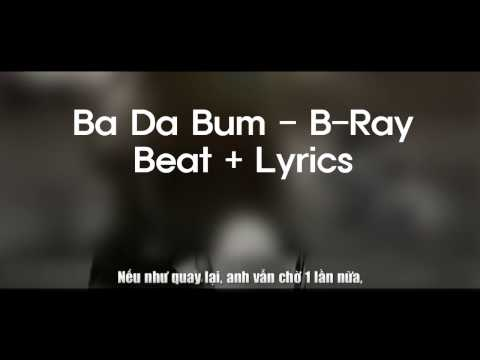 [Full Beat] BADA BUM - B-RAY BEAT + LYRICS
