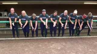 Softball Cheers Instructional Video For Fans