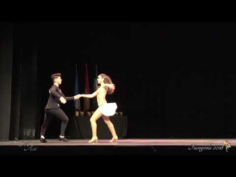 Fuengirola Baile ESCENARIO Salsa 18 a 30 D 3 y 4