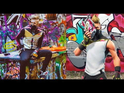 Fortnite Characters In Real Life! (15 Fortnite Best Cosplays)