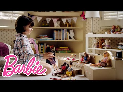Imagine The Possibilities | Barbie from YouTube · Duration:  1 minutes 56 seconds