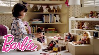 Imagine The Possibilities | Barbie(Hidden cameras capture real reactions to girls imagining everything they might one day become. You can be anything. Watch more inspiring Barbie videos: ..., 2015-10-08T18:53:58.000Z)
