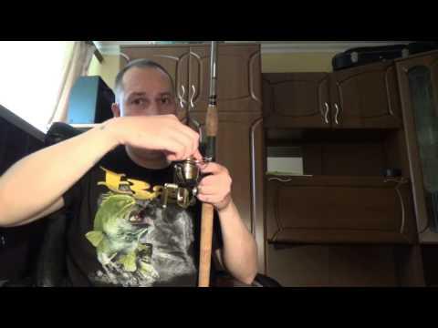 Как правильно намотать леску на безынерционную катушку