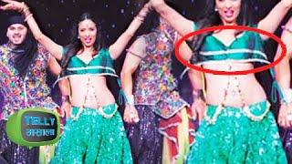 Malaika Arora Khan CHEAP Stunt On India's Got Talent | WARDROBE MALFUNCTION