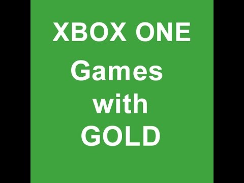 How To Find Games With Gold On Xbox One