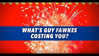 Fast Fire Facts - Guy Fawkes fire safety thumbnail