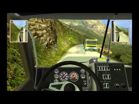 18 WoS Extreme Trucker 2 Gameplay Yungas Road  