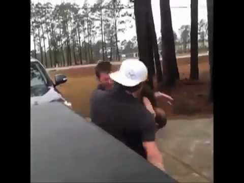 Guy Pulls Out A Gun On Teens After He Loses Fight