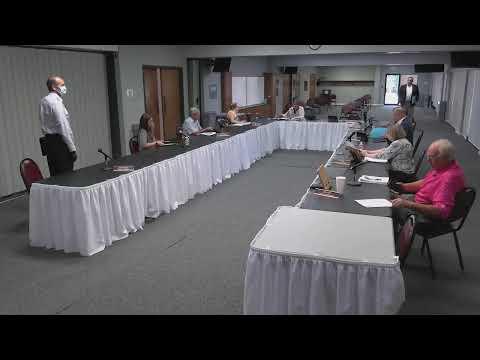 HSV POA Board Meeting - 6/17/2020