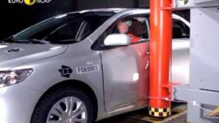 Euro NCAP | Toyota Corolla | 2007 | Crash test