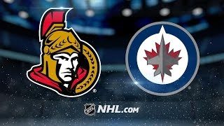 Jets down Sens for fourth straight victory, 4-2