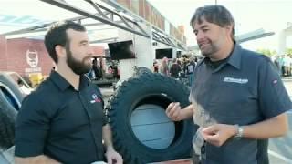 Talking Tire Letters at SEMA 2018 thumbnail