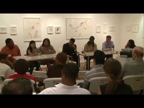 Youth Media, Panel Discussion Event: Checking In on Dropping Out