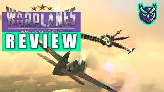 Warplanes: WW2 Dogfight Switch Review (DOGFIGHTS GALORE)