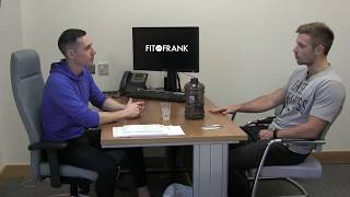 #004 - The Truth About Getting A Six Pack with Alex Crockford