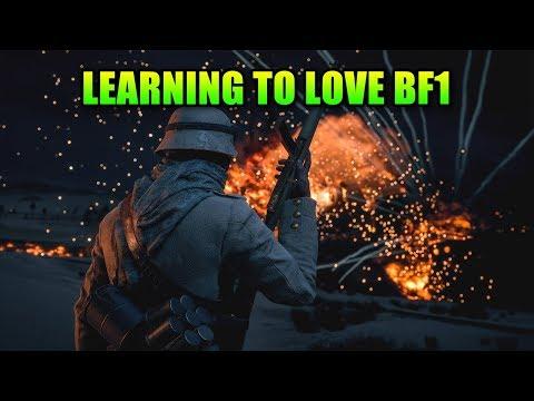 Learning To Love Battlefield 1