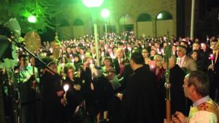 EASTER 2013 : SAINT ANDREW GREEK ORTHODOX CHURCH RANDOLPH NJ USA  -1