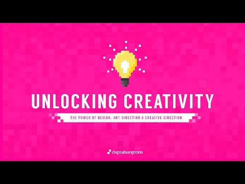 How to Unlock Creativity With the Power of Design, Art Direction, and Creative Direction