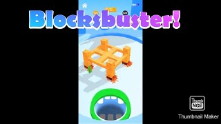 Another Blocksbuster Game